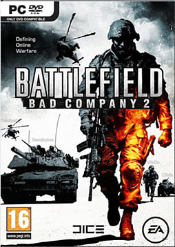 Battlefield Bad Company 2 PC Games and Downloads Cover Art