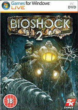 BioShock 2 PC Games and Downloads Cover Art