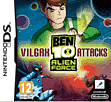 Ben 10 Alien Force Vilgax Attacks DSi and DS Lite