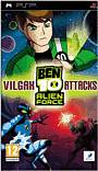 Ben 10 Alien Force Vilgax Attacks PSP