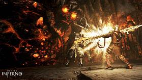 Dante's Inferno screen shot 2