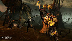 Dante's Inferno screen shot 4