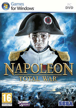 Napoleon: Total War PC Games and Downloads Cover Art