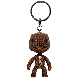 Sackboy Keyring Toys and Gadgets 