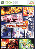Dynasty Warriors: Strikeforce Xbox 360