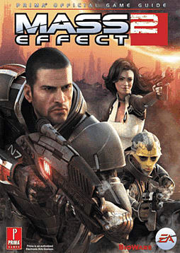 Mass Effect 2 Strategy Guide Strategy Guides and Books