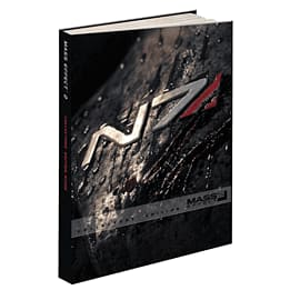 Mass Effect 2 Collectors Edition Strategy Guide Strategy Guides and Books 