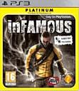 inFAMOUS Platinum PlayStation 3