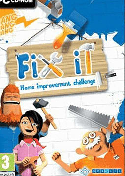 Fix It Home Improvement Challenge PC Games and Downloads Cover Art