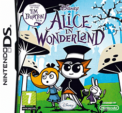 Alice in Wonderland DSi and DS Lite