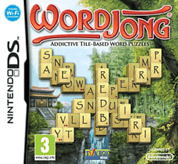 Wordjong Dsi and DS Lite Cover Art