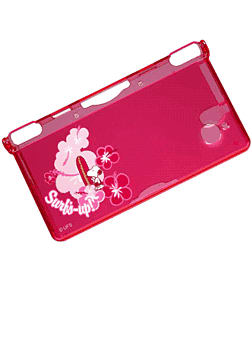 Snoopy DSi Crystal Case - Gameplay exclusive Accessories