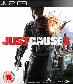 Just Cause 2 PlayStation 3