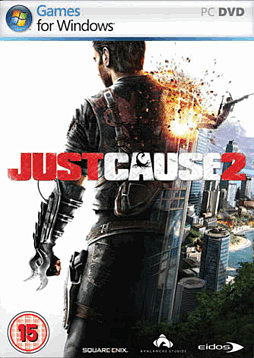Just Cause 2 PC Games and Downloads Cover Art