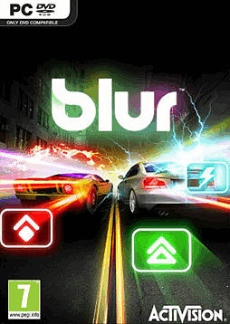BLUR PC Games and Downloads Cover Art