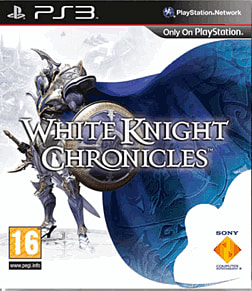 White Knight Chronicles PlayStation 3 Cover Art