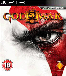 God of War III PlayStation 3 Cover Art