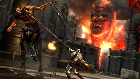 God of War III screen shot 2