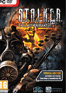 S.T.A.L.K.E.R: Call of Pripyat PC Games and Downloads Cover Art