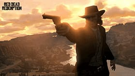 Red Dead Redemption screen shot 1