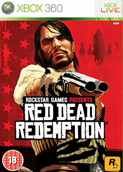 Red Dead Redemption Xbox 360 Cover Art