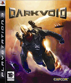 Dark Void PlayStation 3 Cover Art