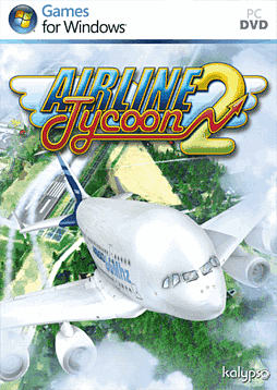 Airline Tycoon 2 PC Games and Downloads Cover Art