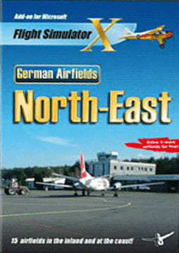 German Airfields 4 (Berlin Area) PC Games and Downloads Cover Art