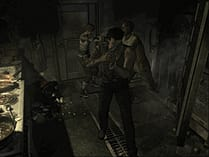 Resident Evil Archives: Zero screen shot 3