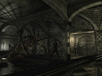Resident Evil Archives: Zero screen shot 4