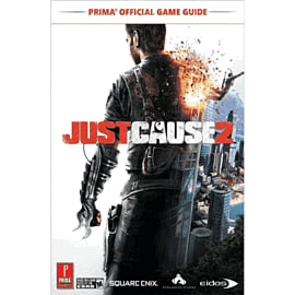 Just Cause 2 Strategy Guide Strategy Guides and Books
