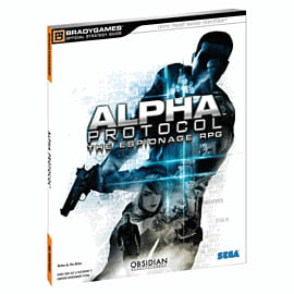 Alpha Protocol Strategy Guide Strategy Guides and Books