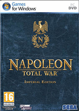 Napoleon: Total War Imperial Edition PC Games and Downloads Cover Art