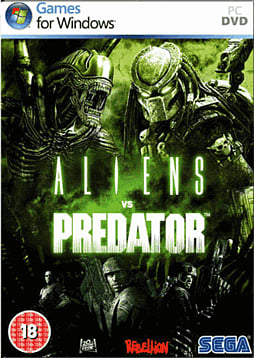 Aliens vs Predator PC Games and Downloads Cover Art