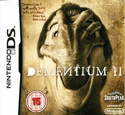 Dementium 2 DSi and DS Lite Cover Art
