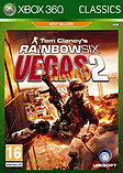 Tom Clancys Rainbow Six Vegas 2 Classics Xbox 360