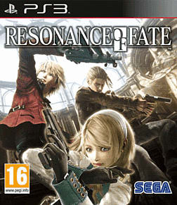 Resonance of Fate PlayStation 3 Cover Art