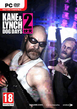 Kane & Lynch 2: Dog Days PC Games and Downloads Cover Art