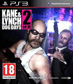 Kane & Lynch 2: Dog Days PlayStation 3 