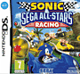 Sonic & SEGA All-Stars Racing DSi and DS Lite