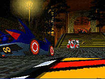 Sonic & SEGA All-Stars Racing screen shot 1