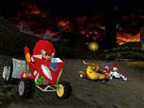 Sonic & SEGA All-Stars Racing screen shot 2