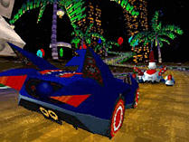 Sonic & SEGA All-Stars Racing screen shot 5