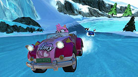 Sonic & Sega All-Stars Racing screen shot 6
