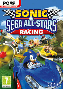 Sonic & SEGA All-Stars Racing PC Games and Downloads Cover Art