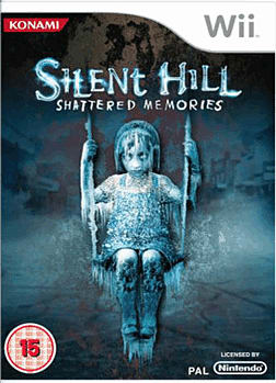 Silent Hill: Shattered Memories Wii Cover Art