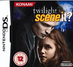 Scene It? Twilight DSi and DS Lite
