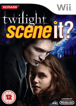 Scene It? Twilight Wii Cover Art