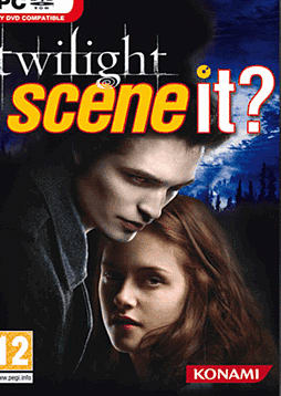 Scene It? Twilight PC Games and Downloads Cover Art