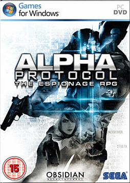 Alpha Protocol PC Games and Downloads Cover Art